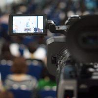 医療セミナー学会ビデオ撮影